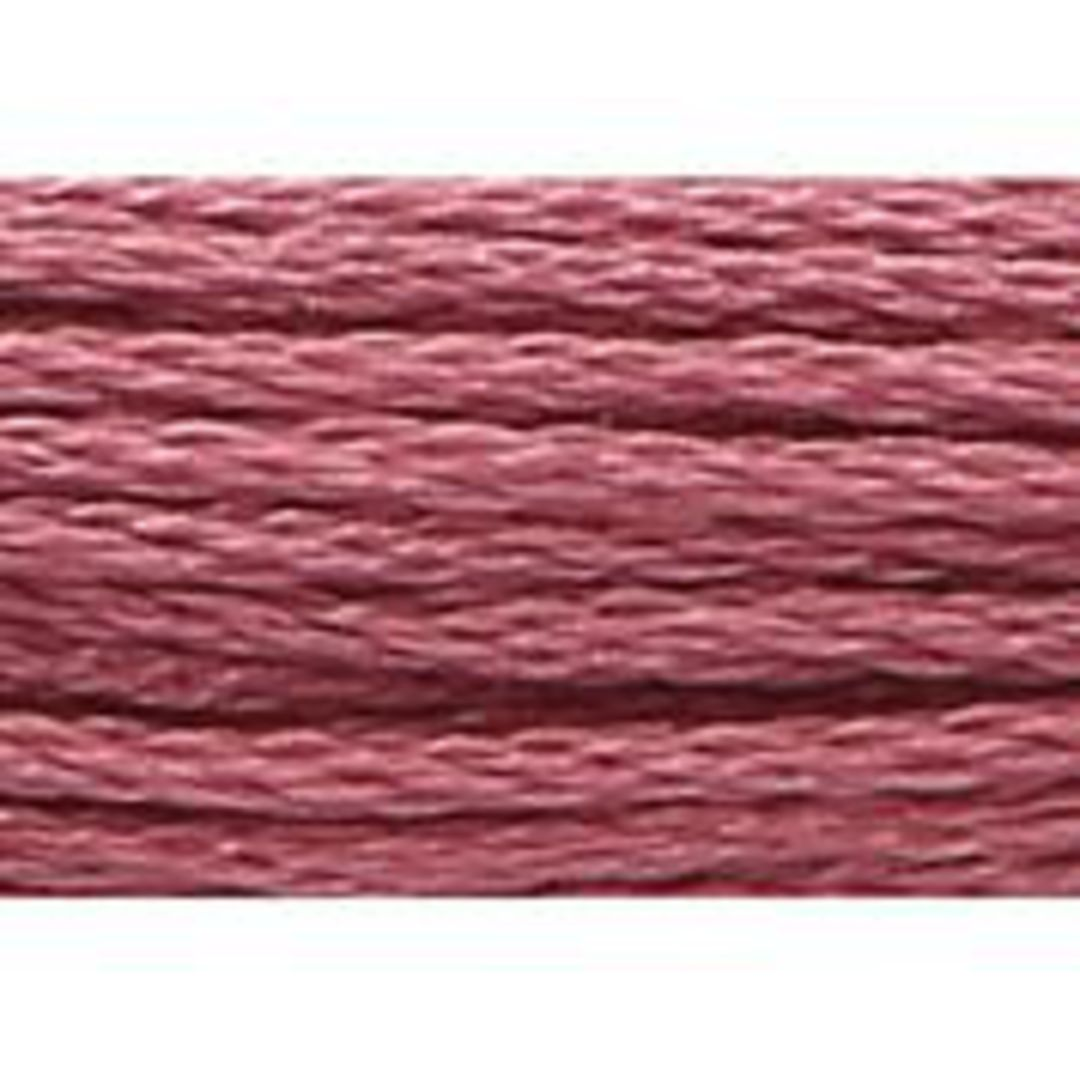 Stranded Cotton Cross Stitch Threads - Pinks Shades image 14