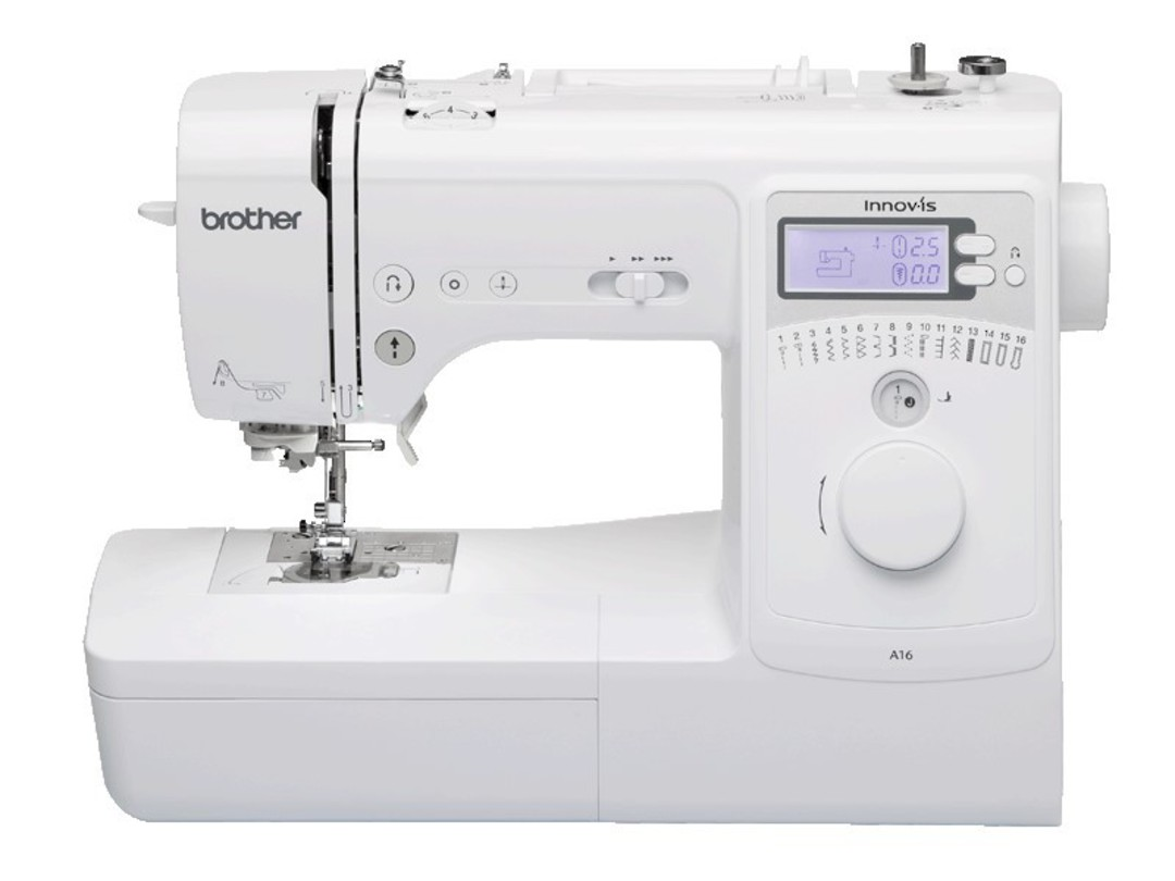A16 Electronic Sewing Machine image 0
