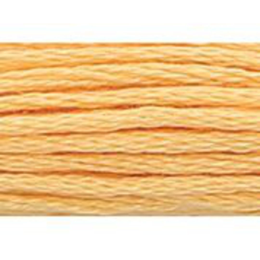Stranded Cotton Cross Stitch Threads - Orange Shades image 50