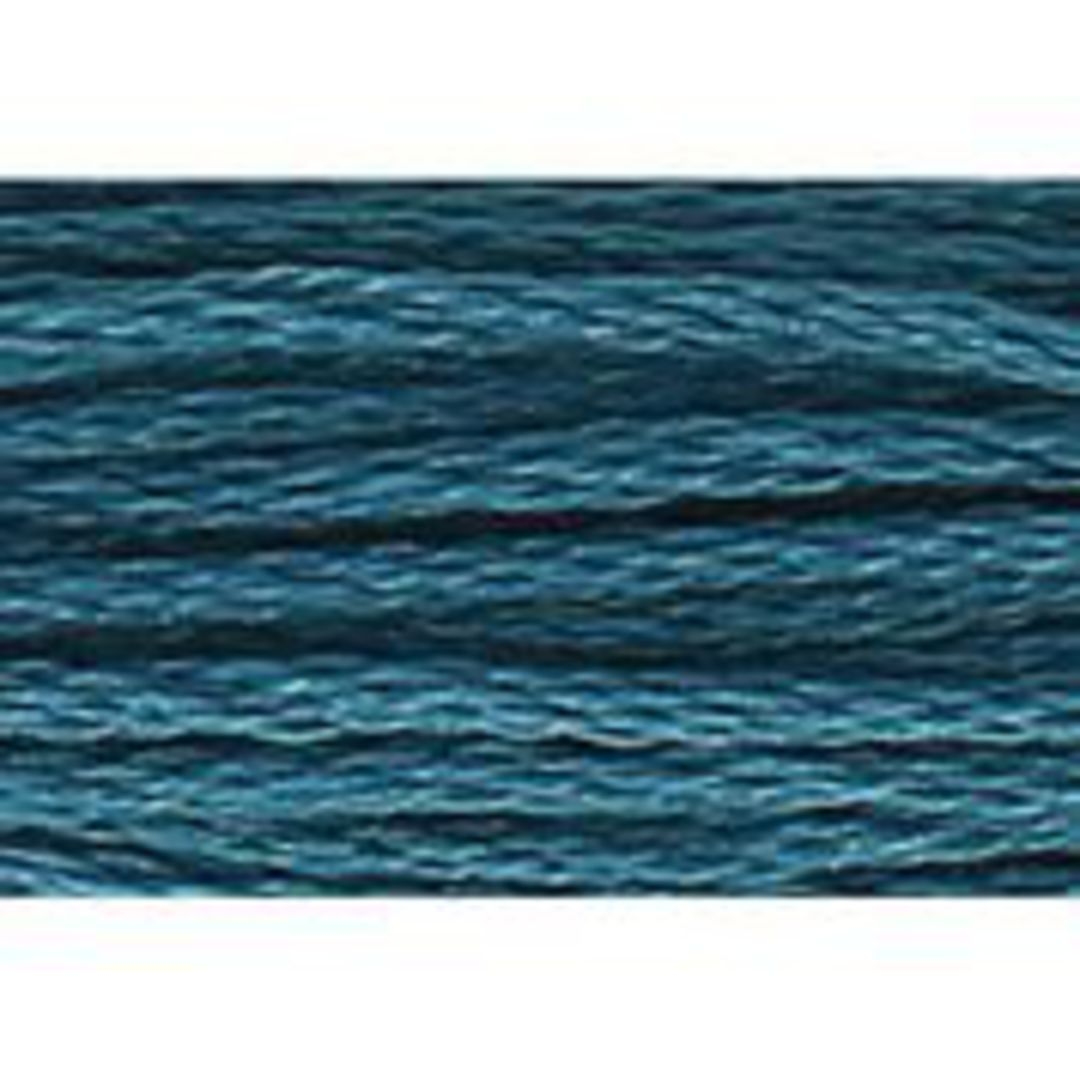 Stranded Cotton Cross Stitch Threads - Blue Shades image 9