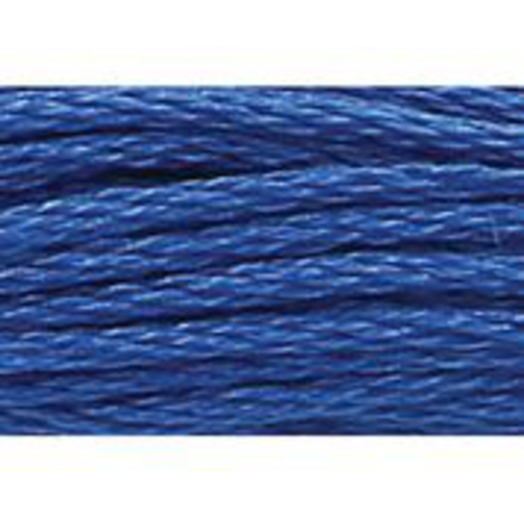 Stranded Cotton Cross Stitch Threads - Blue Shades image 60