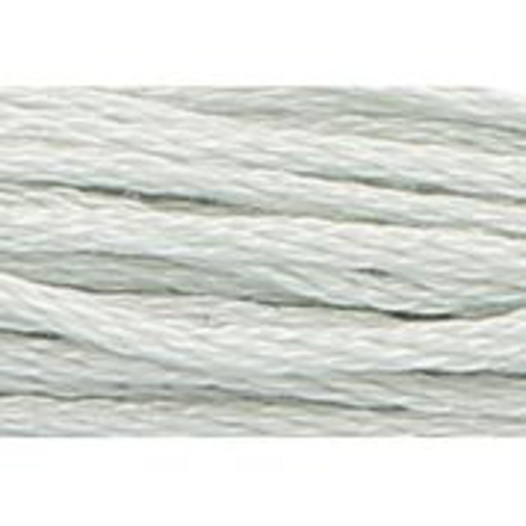 Stranded Cotton Cross Stitch Threads - Greys Shades image 6
