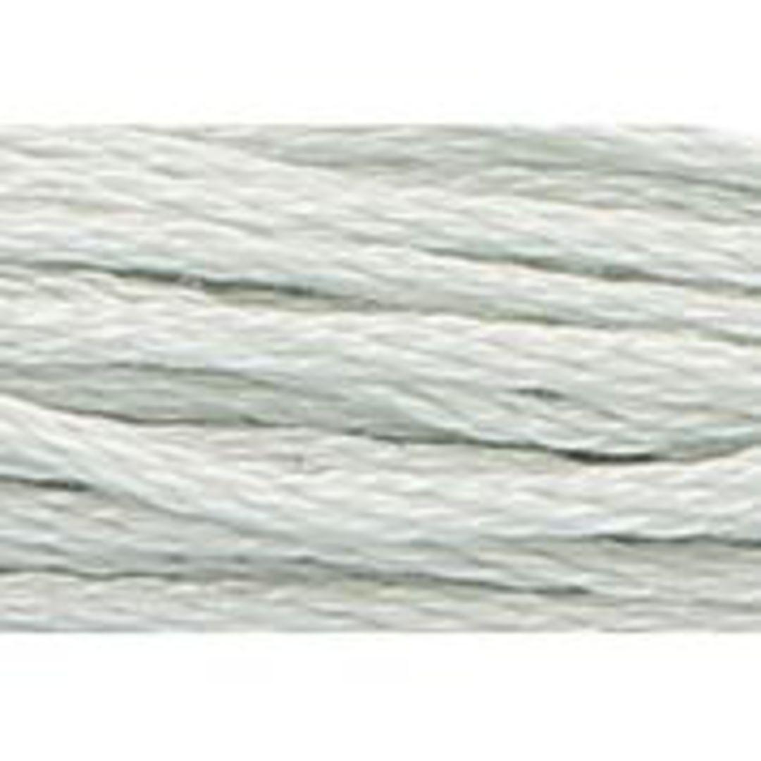Stranded Cotton Cross Stitch Threads - Greys Shades image 6