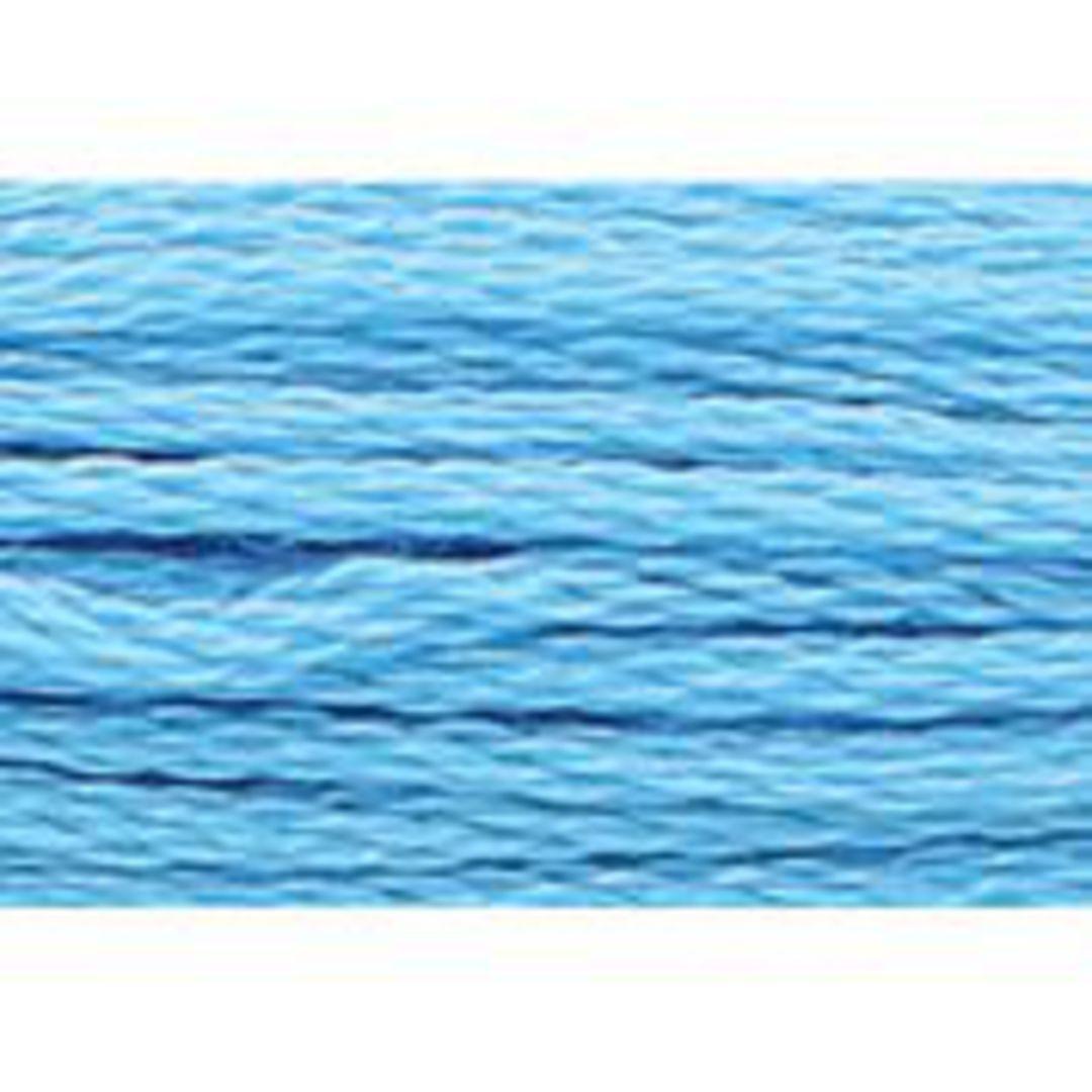 Stranded Cotton Cross Stitch Threads - Blue Shades image 7
