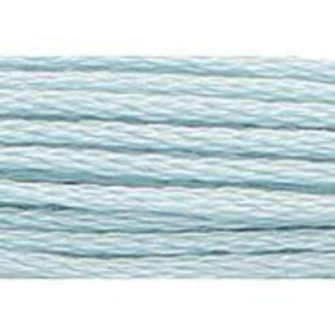 Stranded Cotton Cross Stitch Threads - Blue Shades image 13
