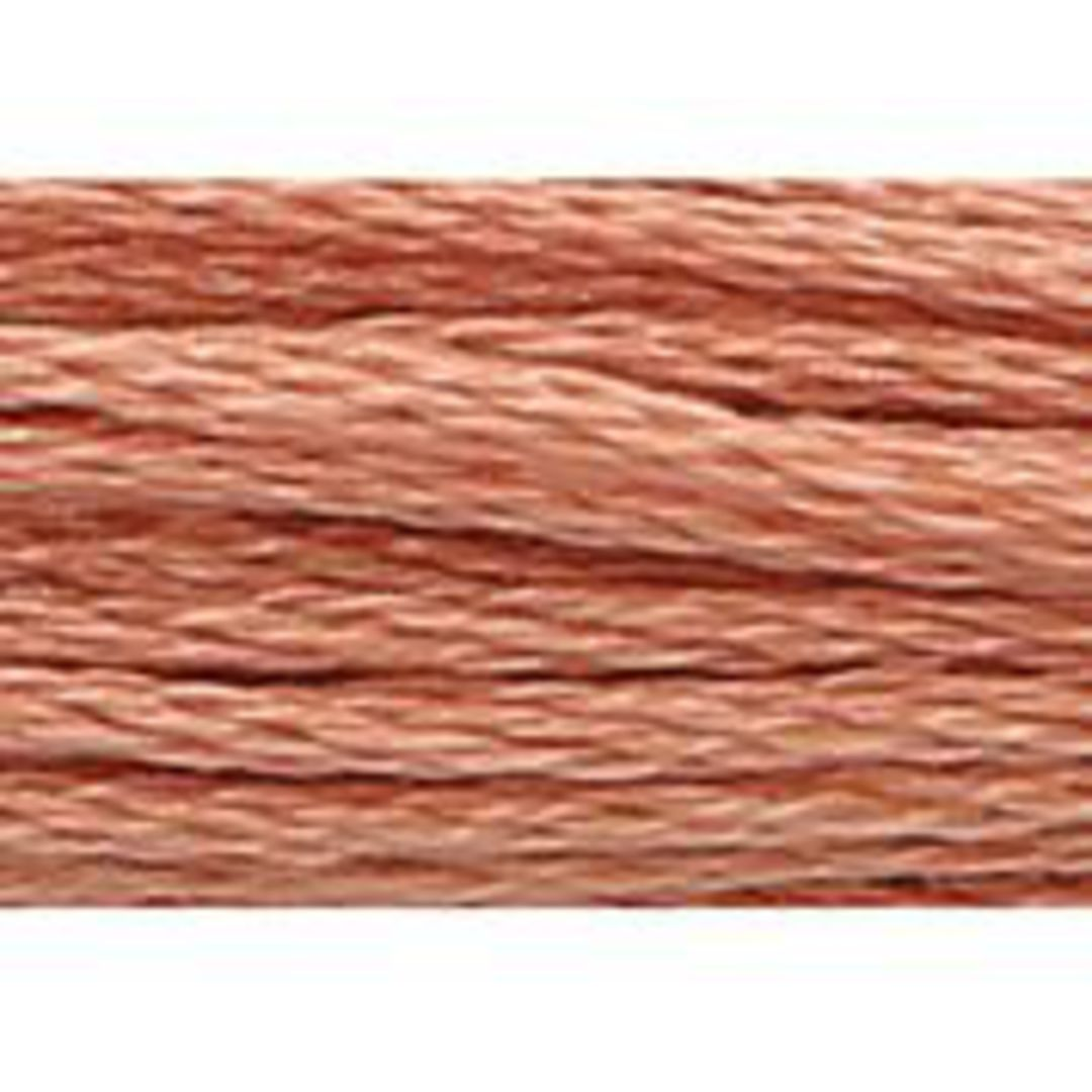 Stranded Cotton Cross Stitch Threads - Orange Shades image 20