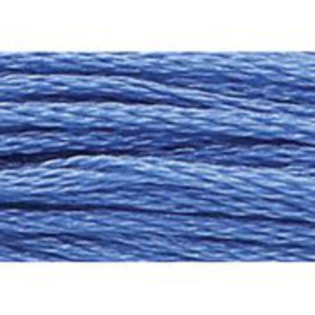 Stranded Cotton Cross Stitch Threads - Blue Shades image 69