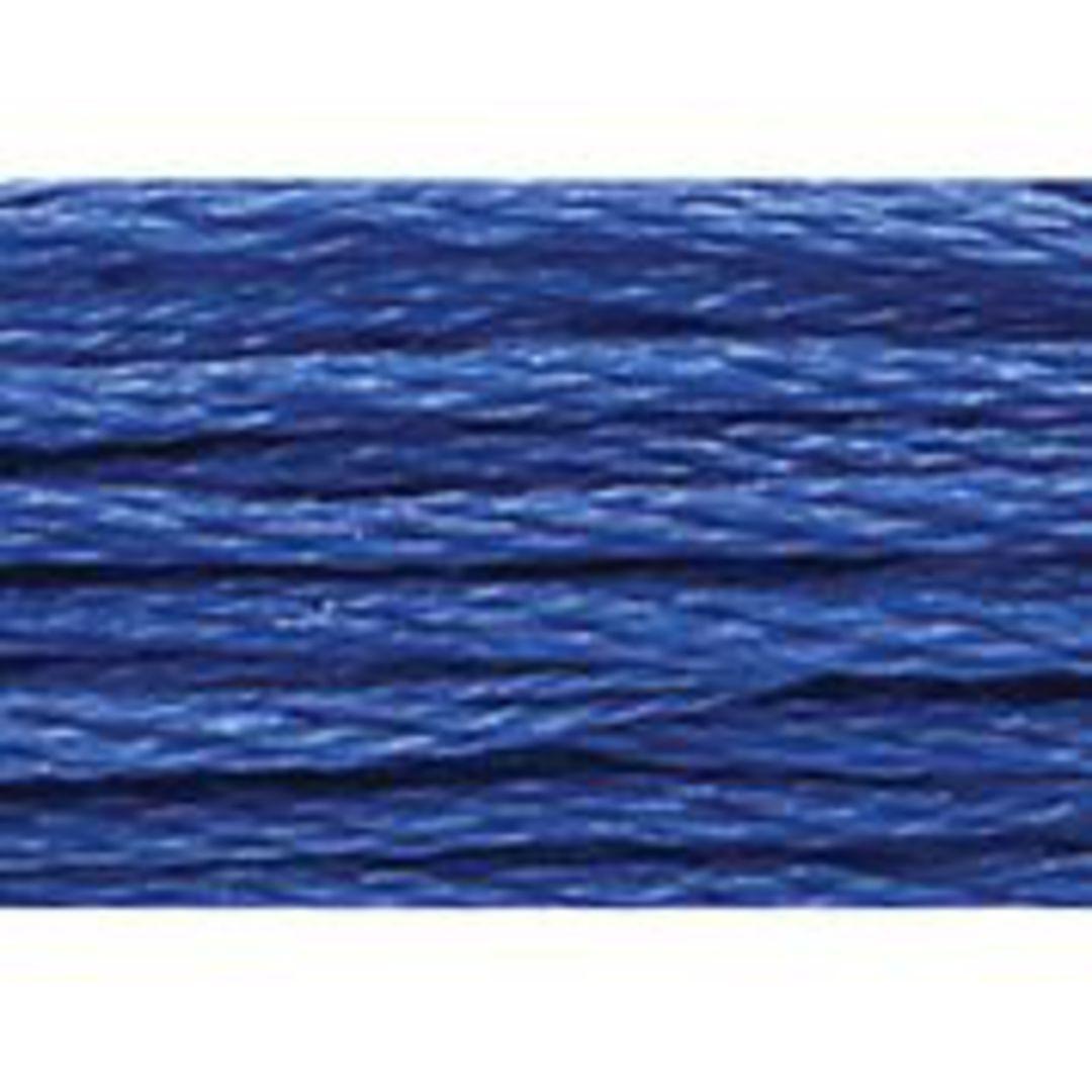 Stranded Cotton Cross Stitch Threads - Blue Shades image 56