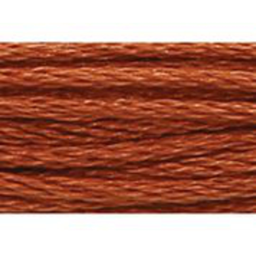 Stranded Cotton Cross Stitch Threads - Brown  Shades image 30