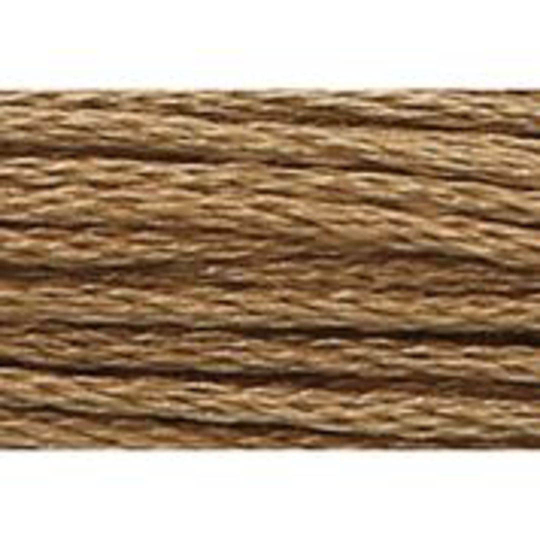 Stranded Cotton Cross Stitch Threads - Brown  Shades image 13