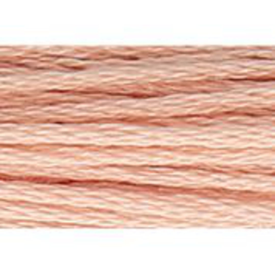 Stranded Cotton Cross Stitch Threads - Orange Shades image 3