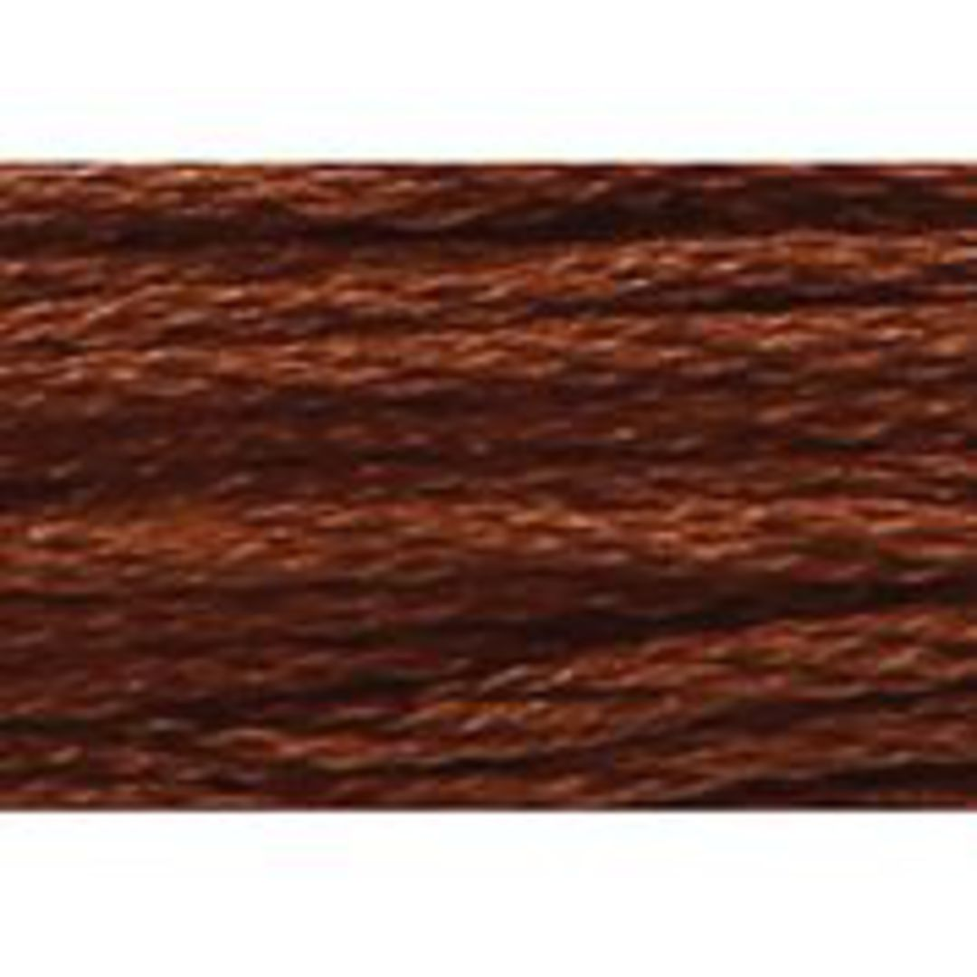 Stranded Cotton Cross Stitch Threads - Brown  Shades image 27