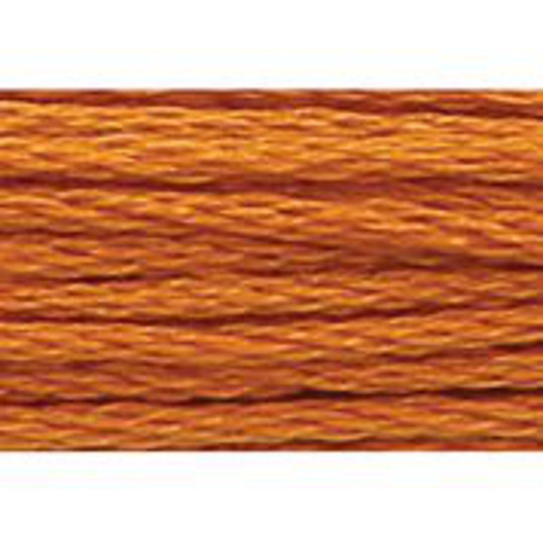 Stranded Cotton Cross Stitch Threads - Orange Shades image 53
