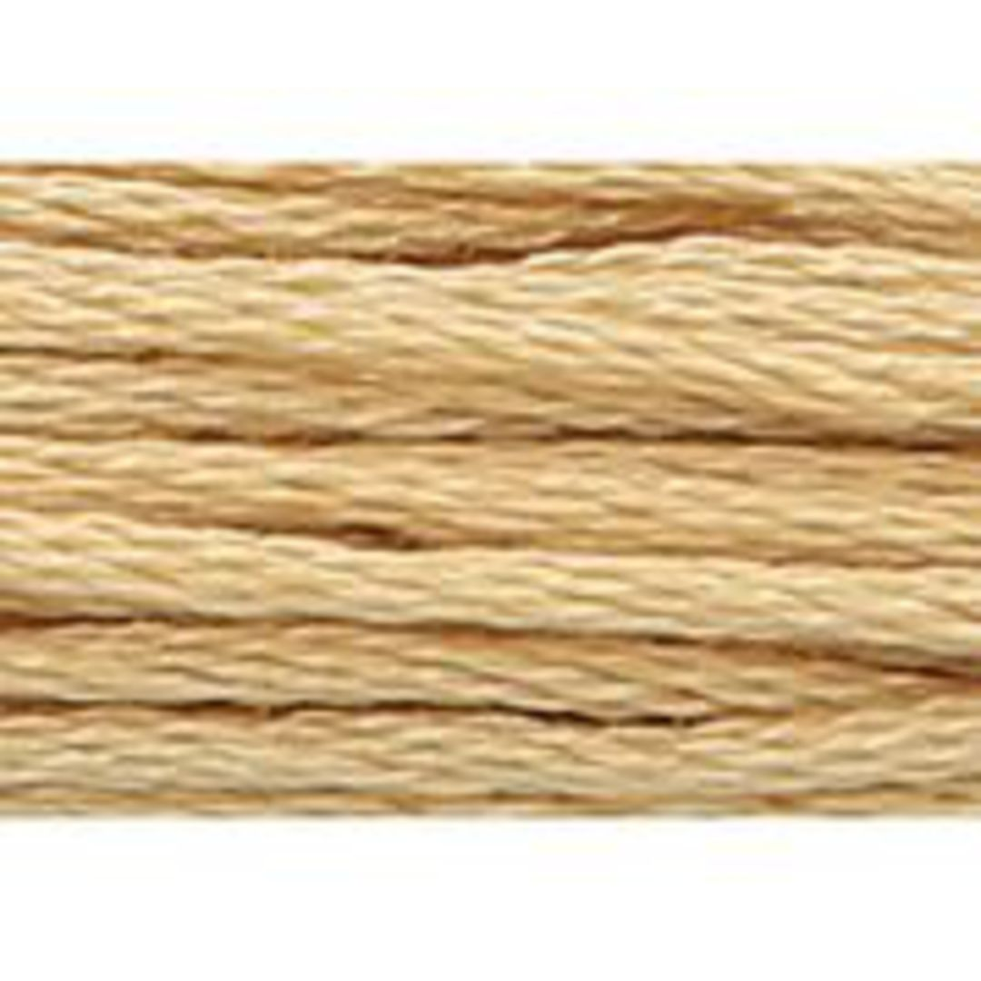 Stranded Cotton Cross Stitch Threads - Yellow Shades image 14