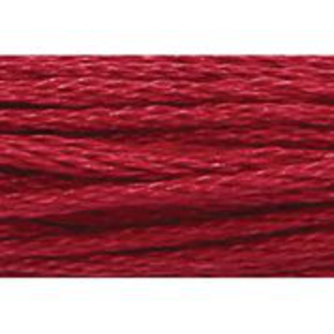 Stranded Cotton Cross Stitch Thread - Red Shades image 32