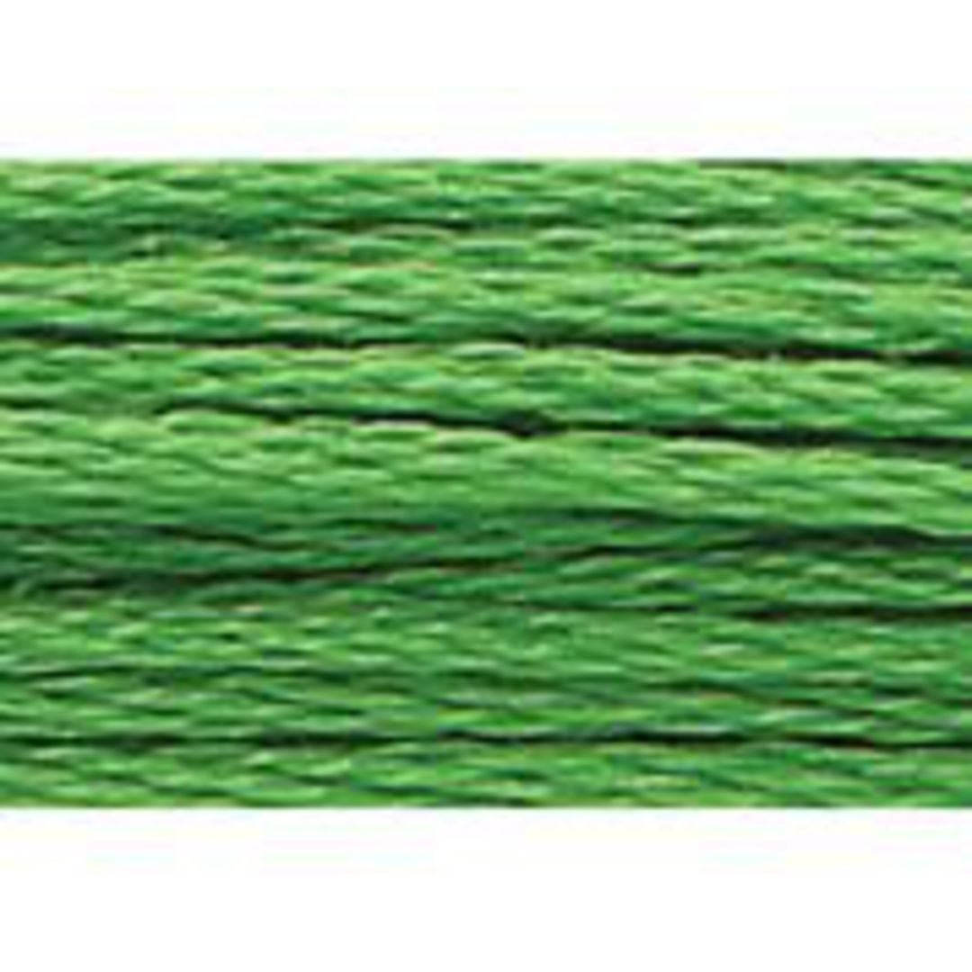 Stranded Cotton Cross Stitch Threads - Green Shades image 57