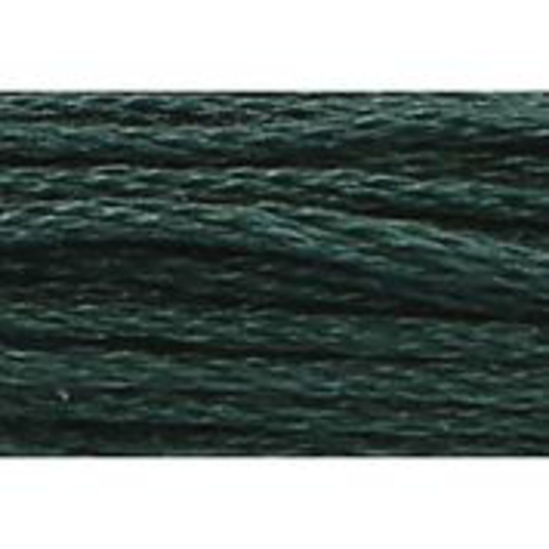 Stranded Cotton Cross Stitch Threads - Green Shades image 31