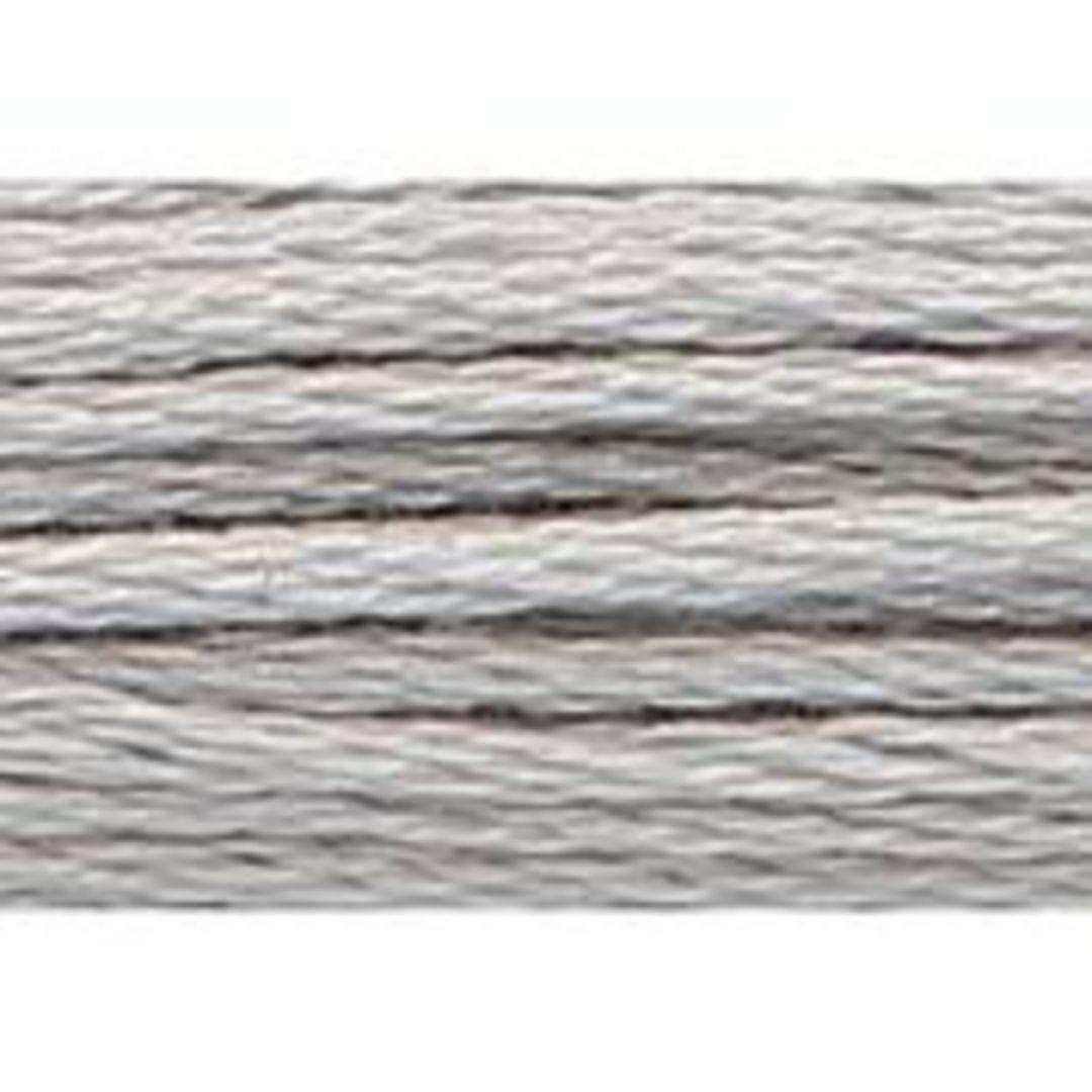 Stranded Cotton Cross Stitch Threads - Greys Shades image 8