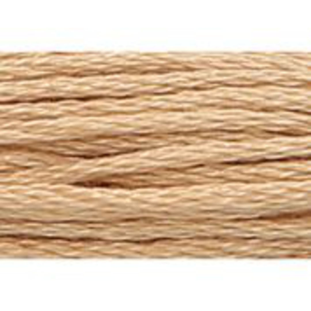 Stranded Cotton Cross Stitch Threads - Beige Shades image 10