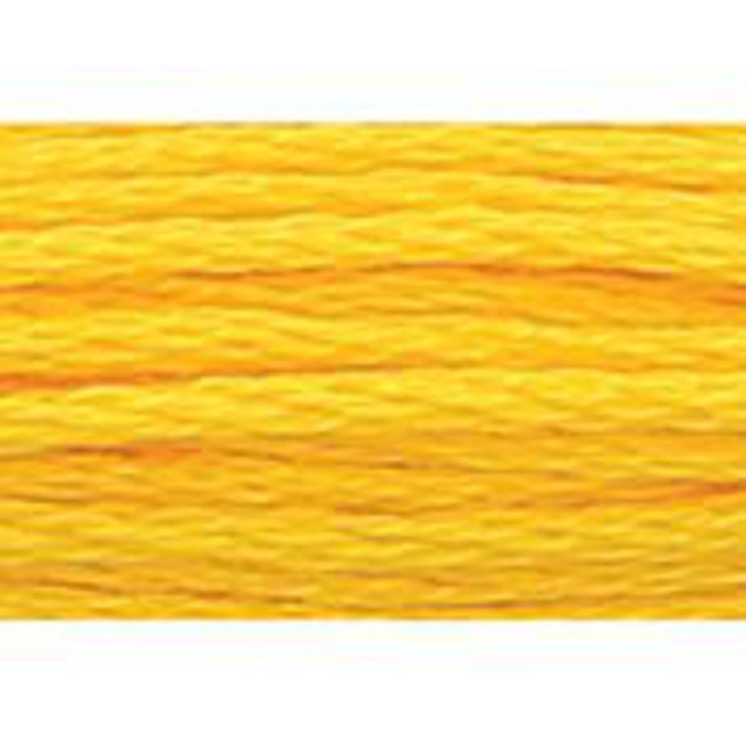 Stranded Cotton Cross Stitch Threads - Yellow Shades image 34