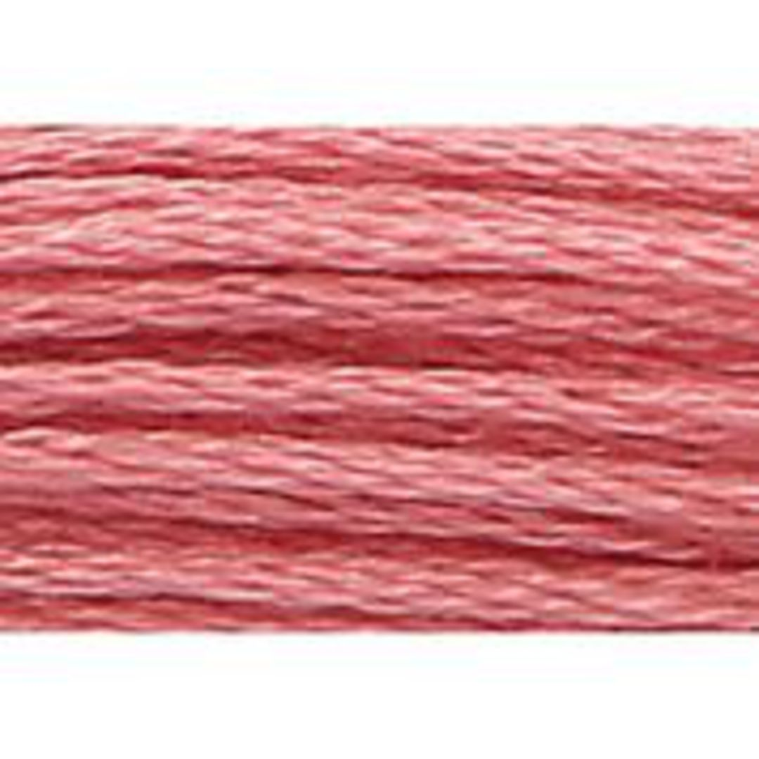 Stranded Cotton Cross Stitch Threads - Pinks Shades image 22