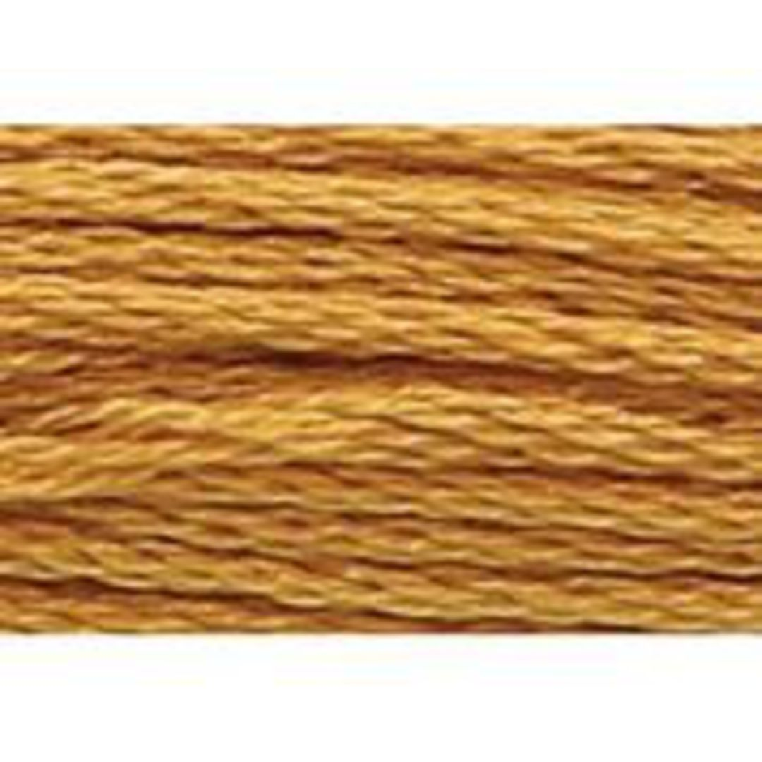Stranded Cotton Cross Stitch Threads - Yellow Shades image 9