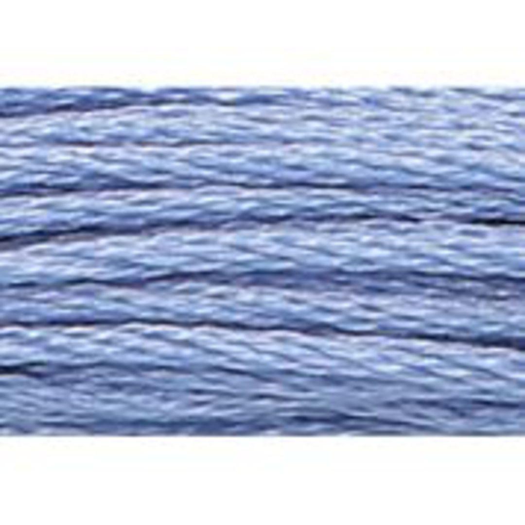 Stranded Cotton Cross Stitch Threads - Blue Shades image 76