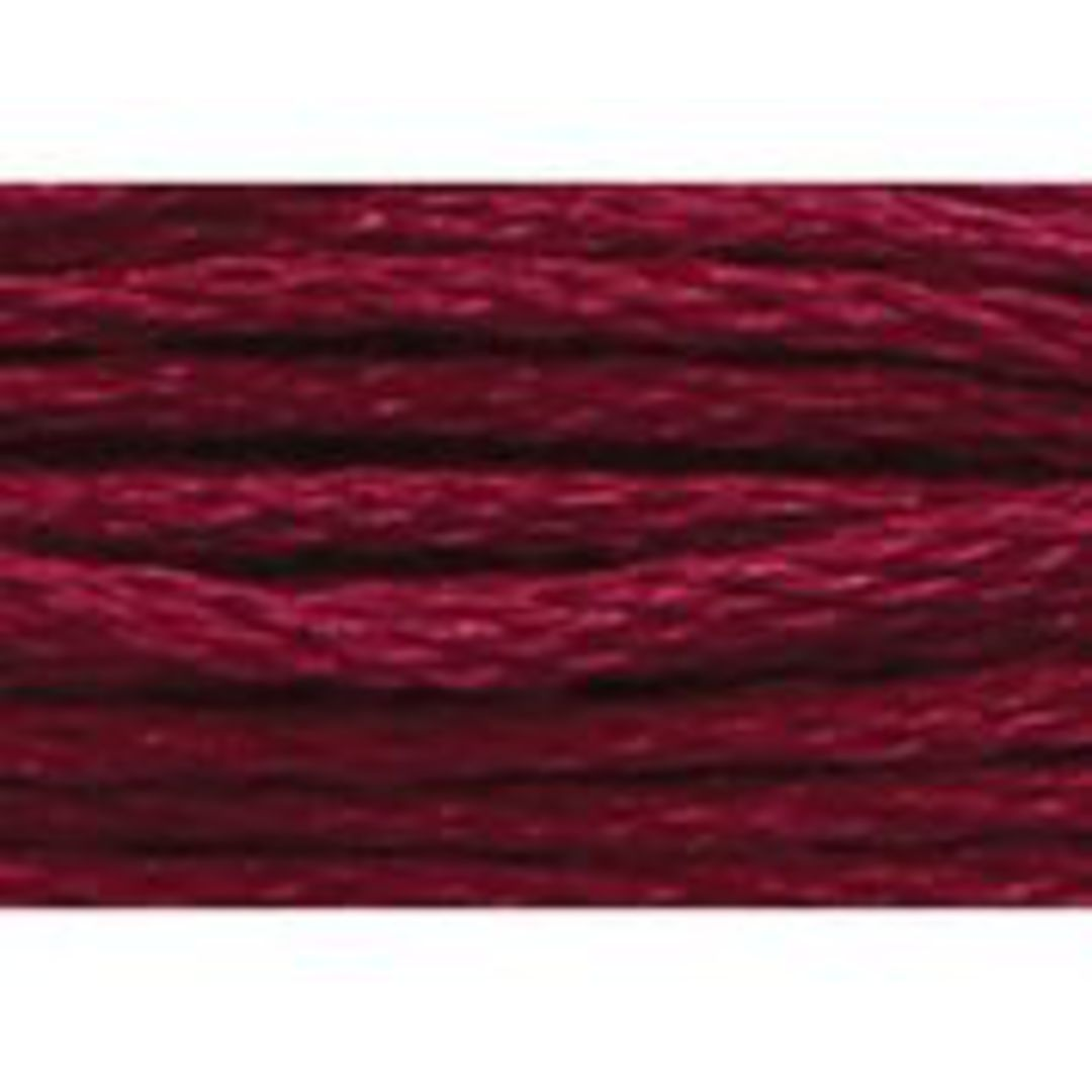 Stranded Cotton Cross Stitch Thread - Red Shades image 24