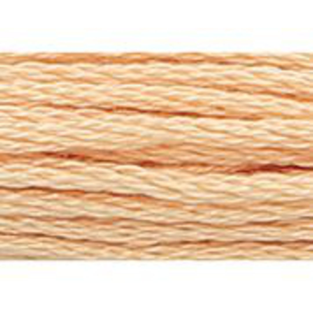 Stranded Cotton Cross Stitch Threads - Orange Shades image 35