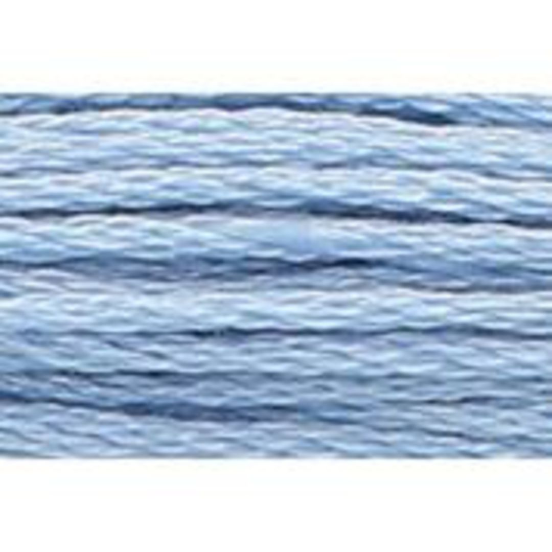 Stranded Cotton Cross Stitch Threads - Blue Shades image 59