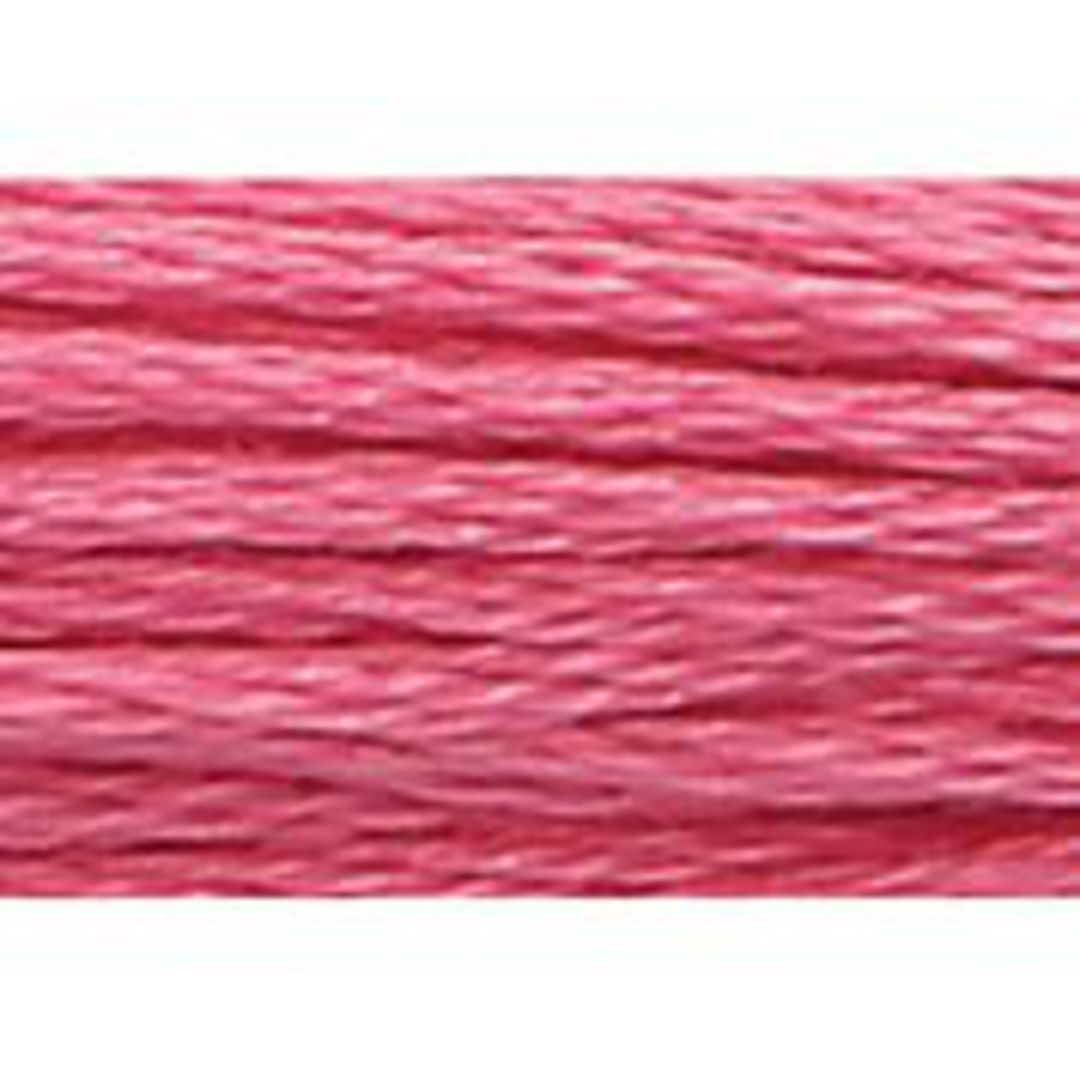 Stranded Cotton Cross Stitch Threads - Pinks Shades image 37