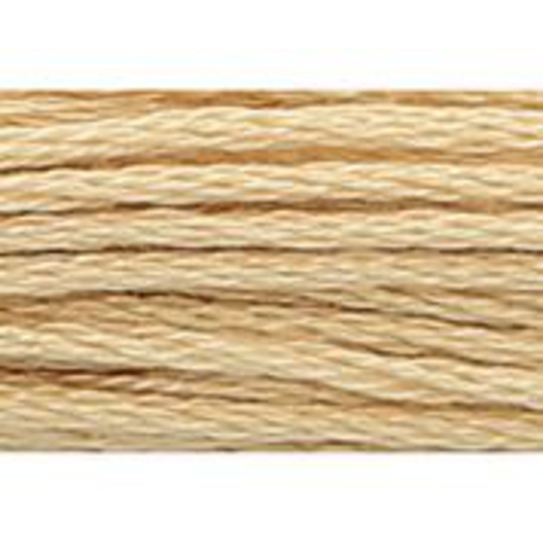 Stranded Cotton Cross Stitch Threads - Yellow Shades image 15