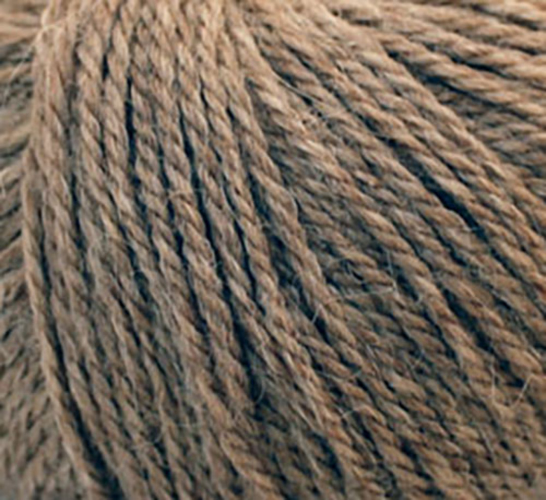 B/W Merino Alpaca Yarn image 1