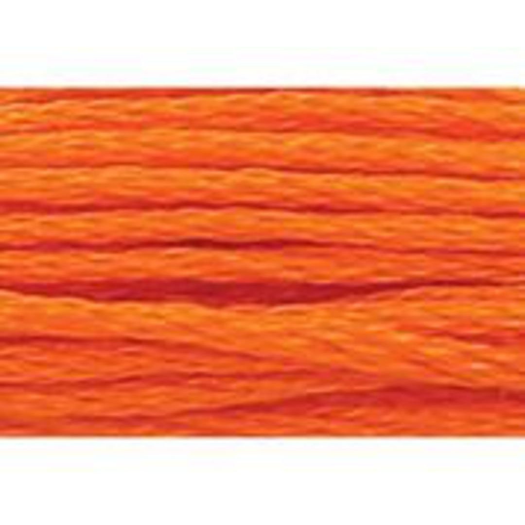 Stranded Cotton Cross Stitch Threads - Orange Shades image 19