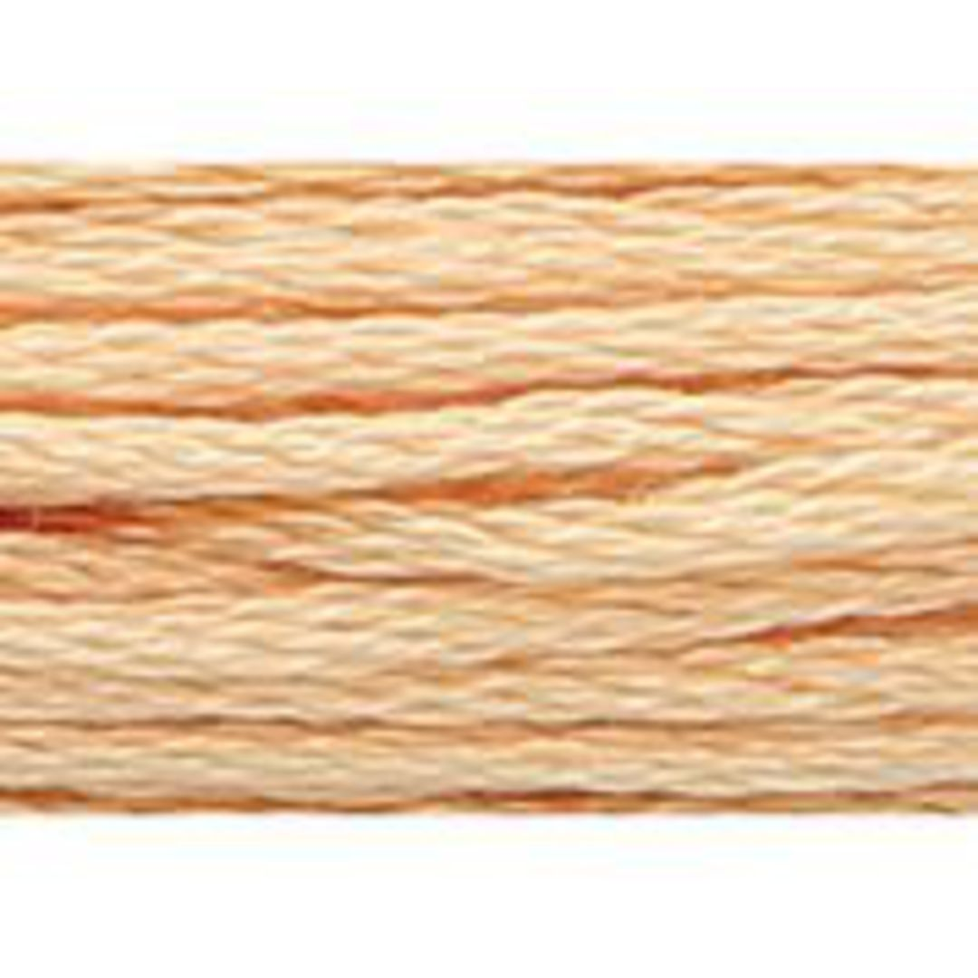 Stranded Cotton Cross Stitch Threads - Yellow Shades image 7