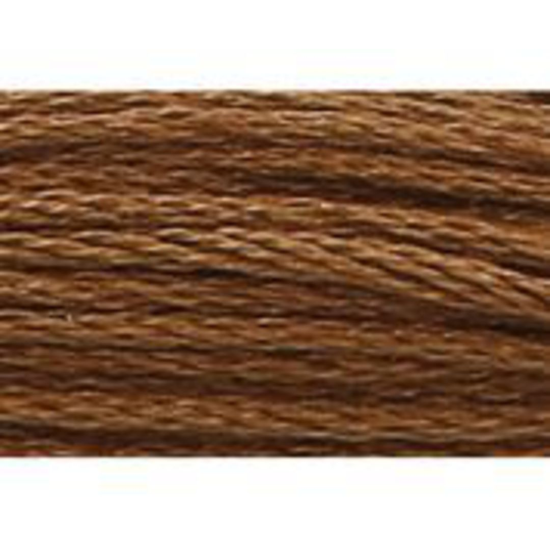 Stranded Cotton Cross Stitch Threads - Brown  Shades image 14