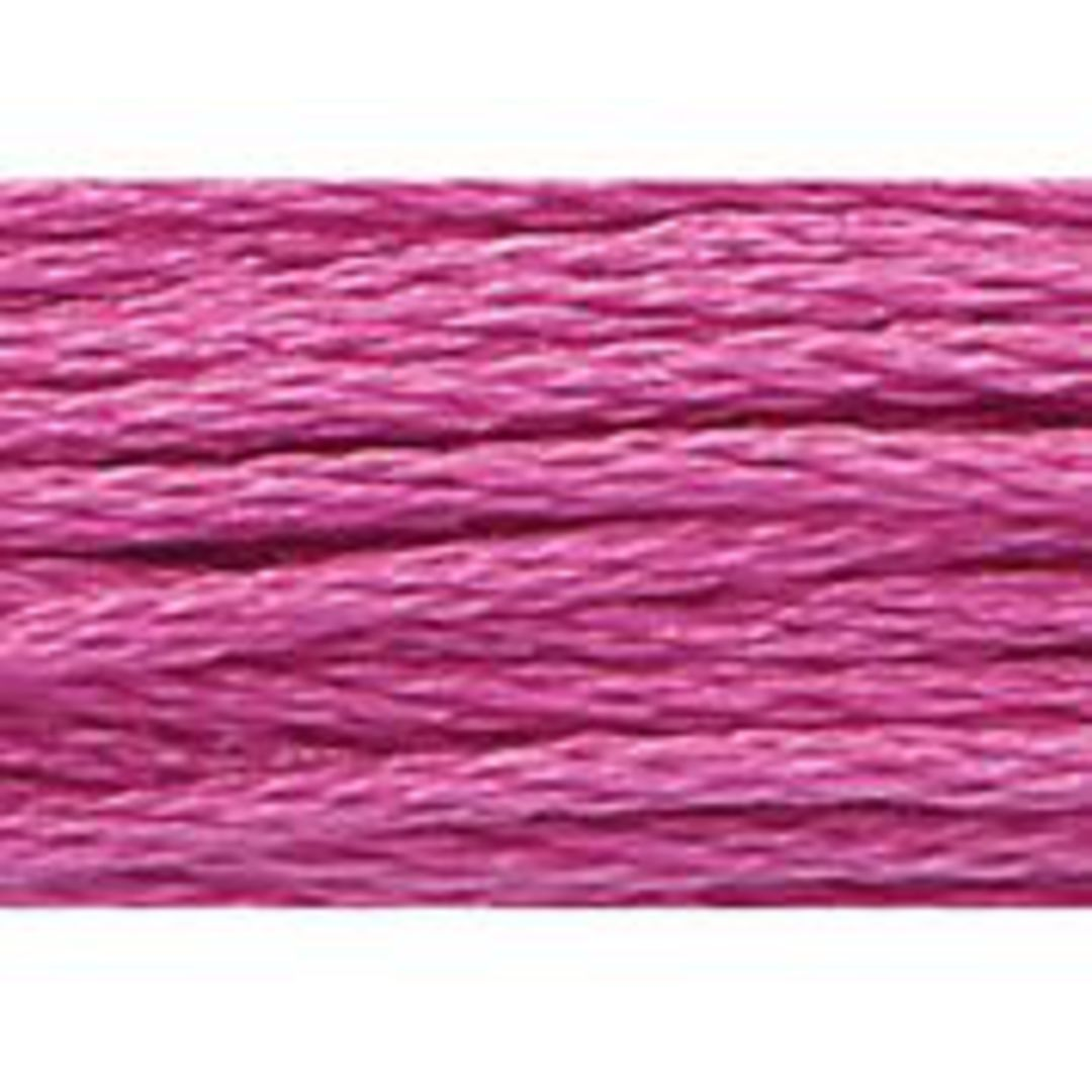 Stranded Cotton Cross Stitch Threads - Pinks Shades image 33
