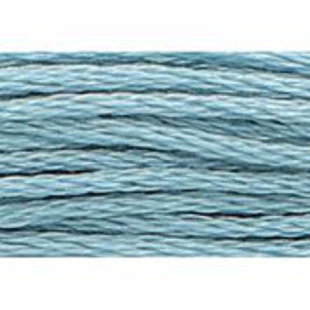 Stranded Cotton Cross Stitch Threads - Blue Shades image 12