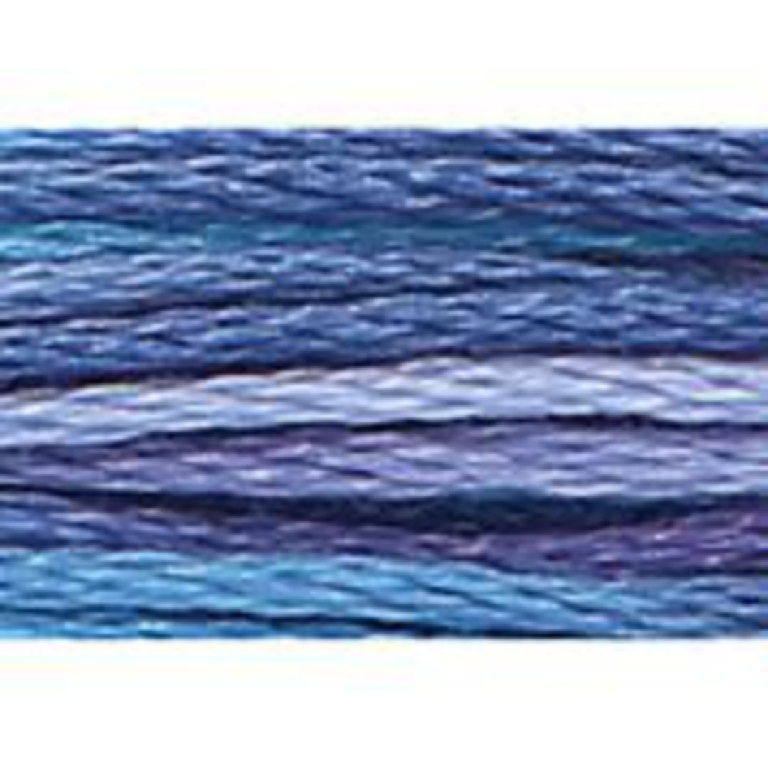 Stranded Cotton Cross Stitch Threads - Multi Colour Shades image 8