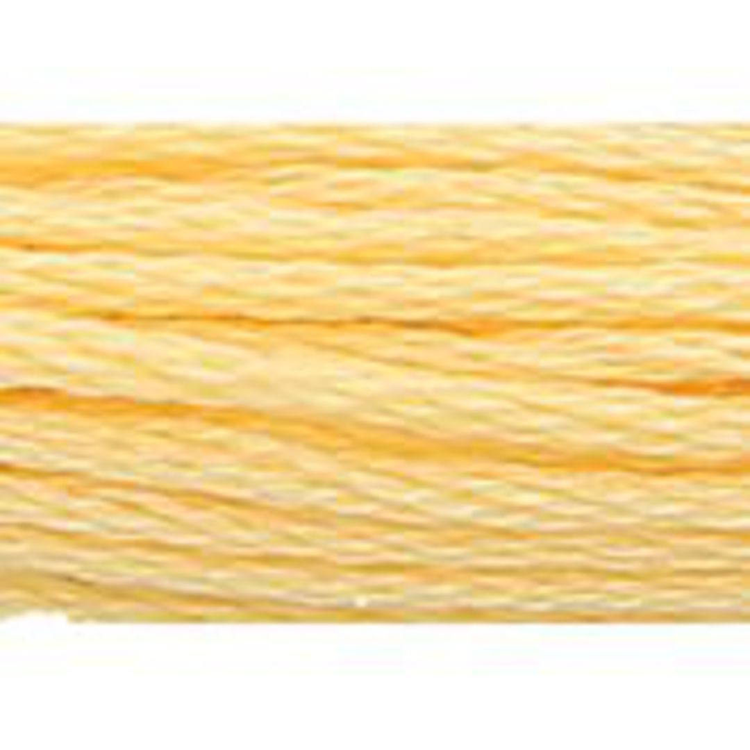 Stranded Cotton Cross Stitch Threads - Yellow Shades image 27