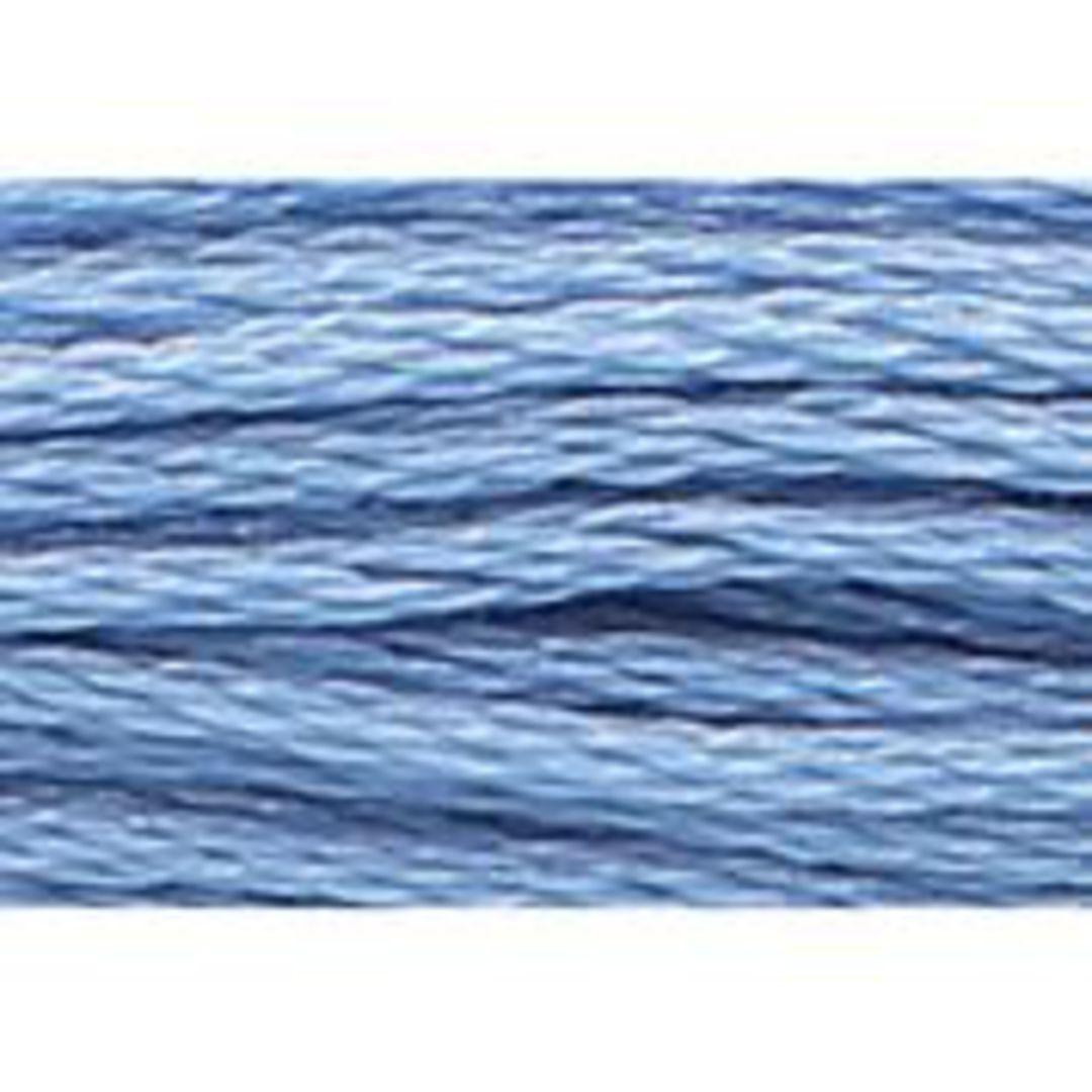 Stranded Cotton Cross Stitch Threads - Blue Shades image 58