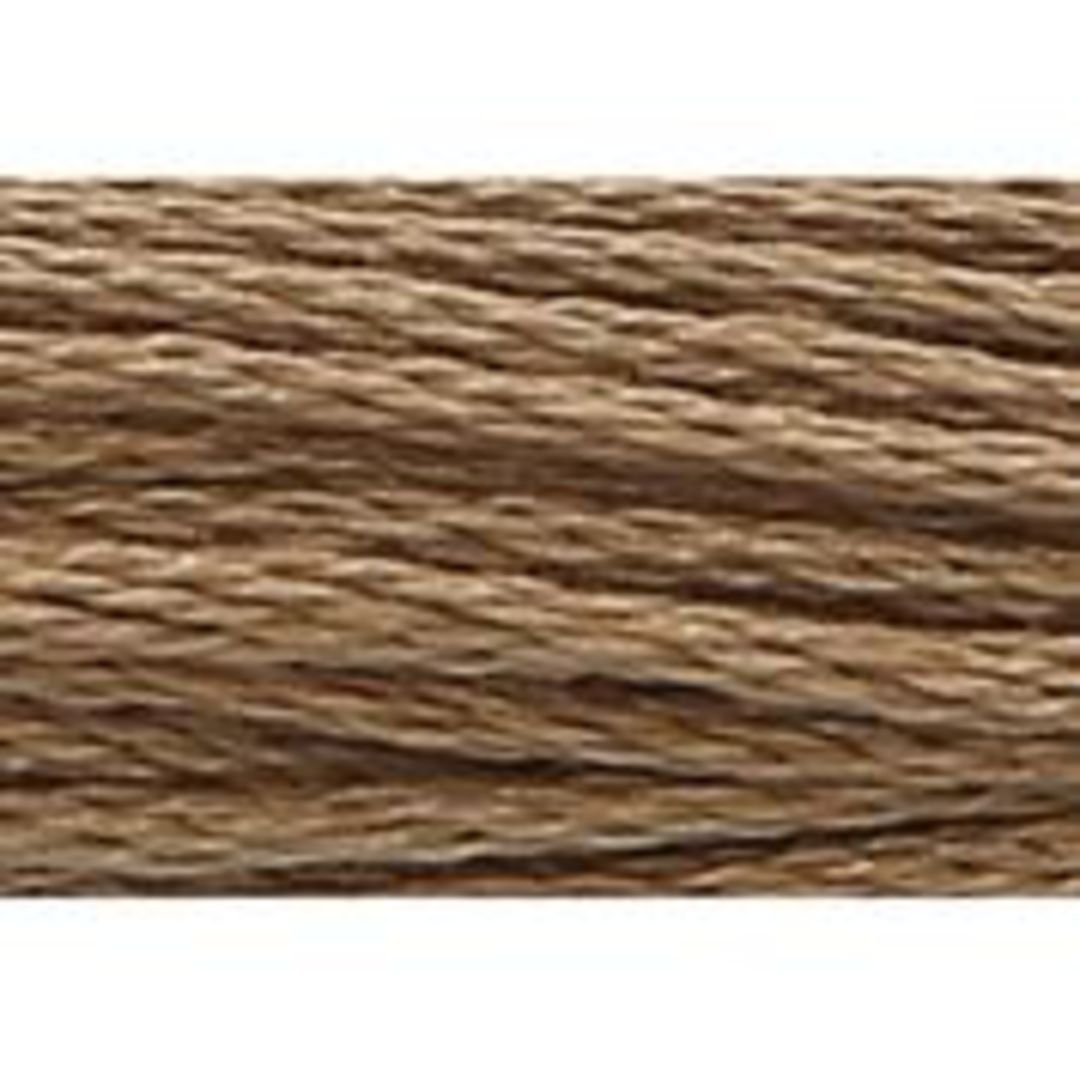 Stranded Cotton Cross Stitch Threads - Brown  Shades image 11