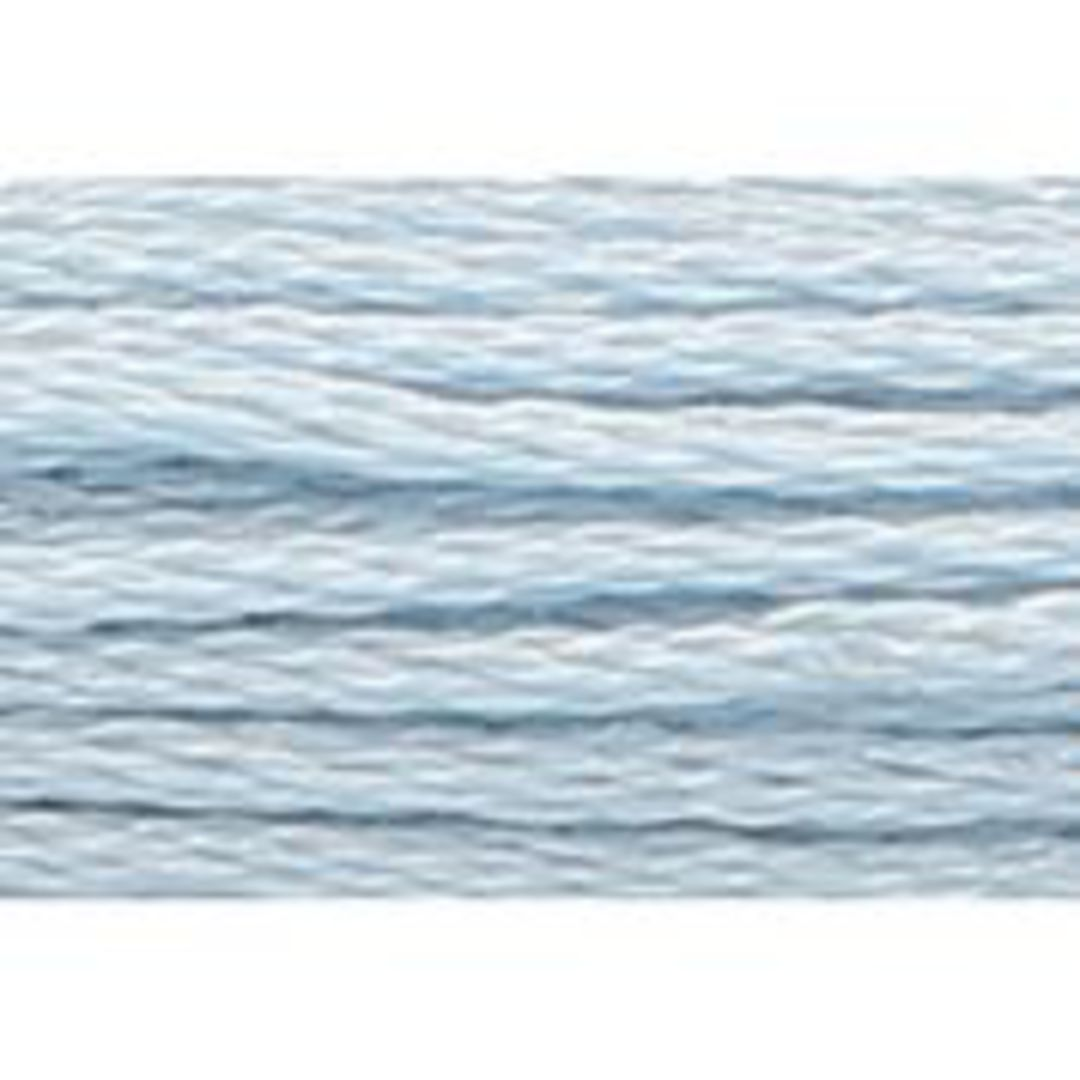 Stranded Cotton Cross Stitch Threads - Blue Shades image 20