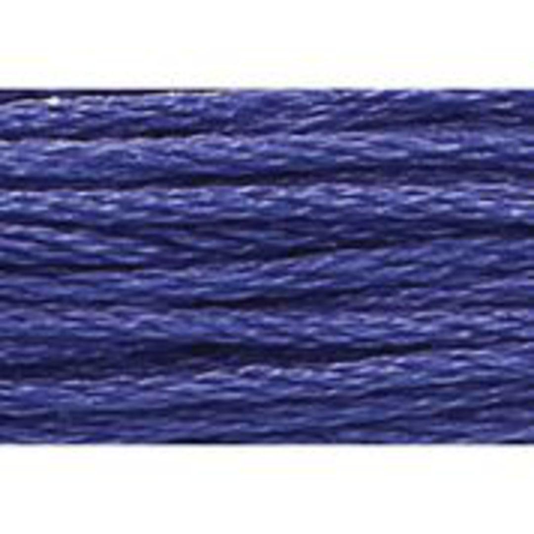 Stranded Cotton Cross Stitch Threads - Blue Shades image 26
