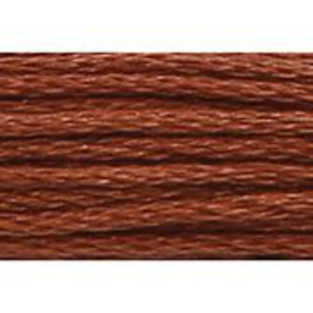 Stranded Cotton Cross Stitch Threads - Brown  Shades image 28