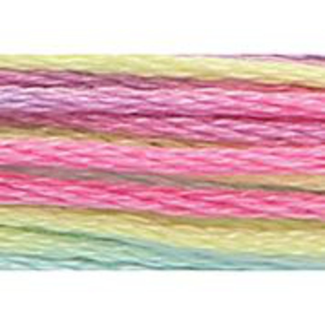 Stranded Cotton Cross Stitch Threads - Multi Colour Shades image 13