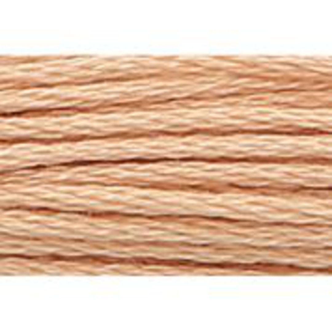 Stranded Cotton Cross Stitch Threads - Orange Shades image 30
