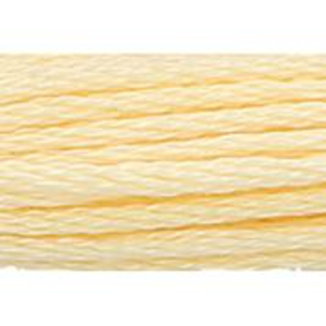Stranded Cotton Cross Stitch Threads - Yellow Shades image 28