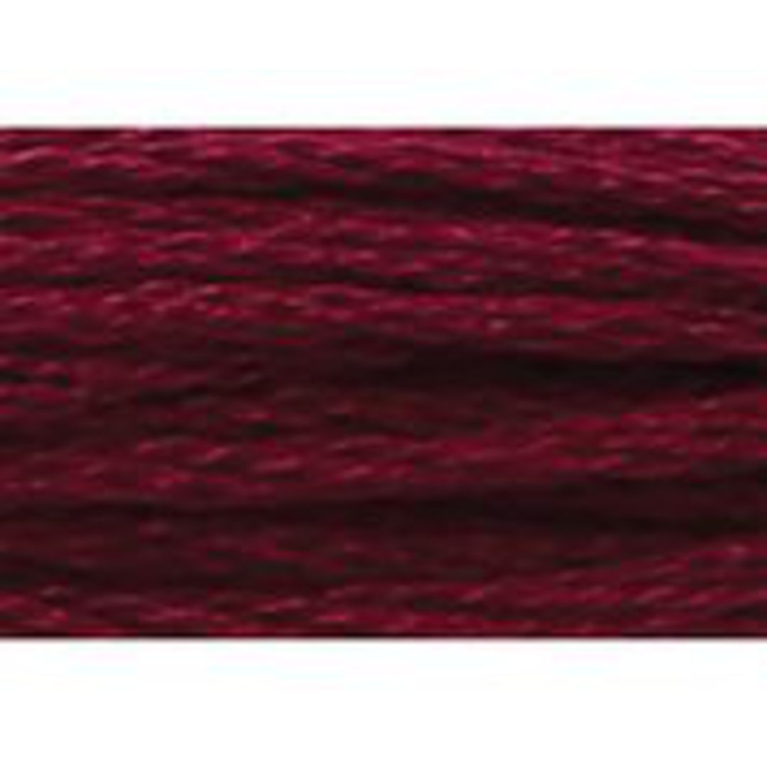 Stranded Cotton Cross Stitch Thread - Red Shades image 23