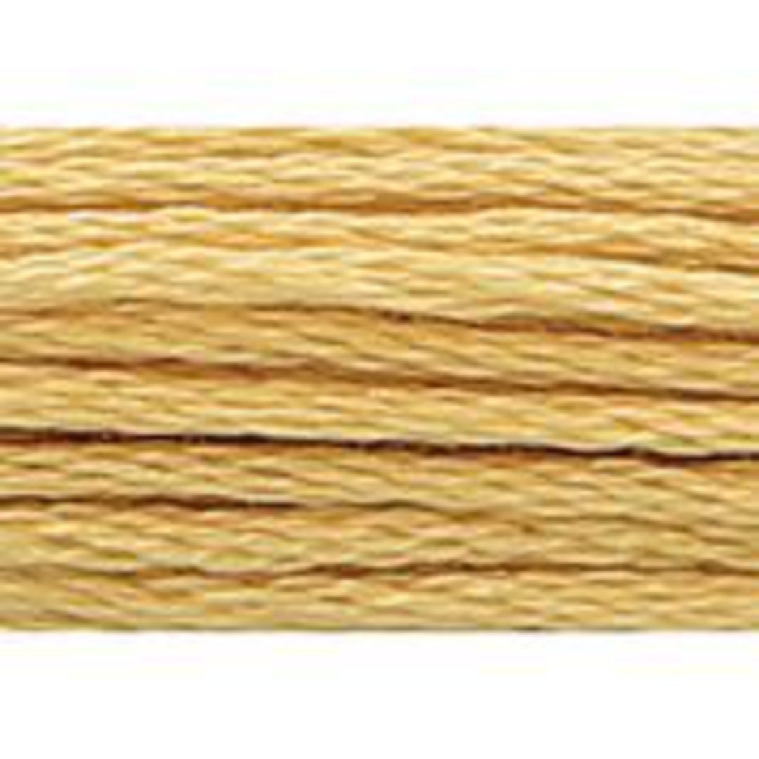Stranded Cotton Cross Stitch Threads - Yellow Shades image 17